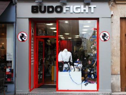 Boutique Budofight à Rouen