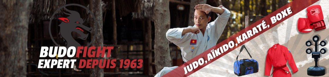 Découvrez les produits Budo-Fight