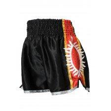 Short Boxe Thai SUPERNOVA noir/rouge