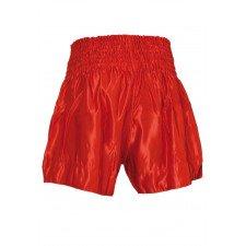Short Kick Boxing Rouge