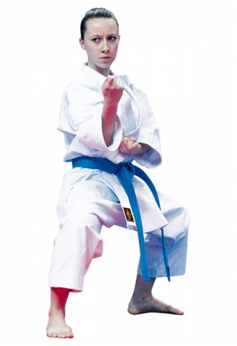 Kimono Karate Ippon Kata