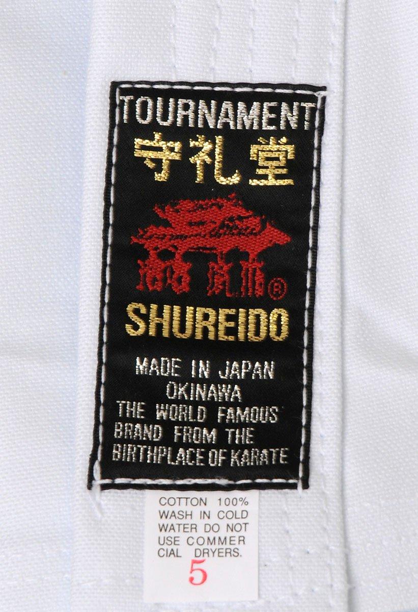 Kimono Karate Kata Shureido Tournament TK-10