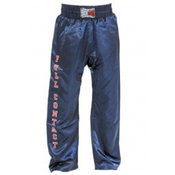 Pantalon Full Contact Bleu