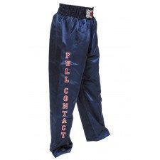 Pantalon Full Contact Bleu