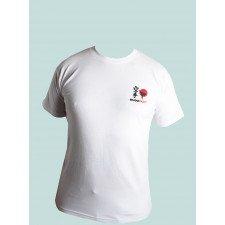 T-shirt Blanc Karaté