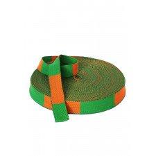 Rouleau Ceinture Judo Orange/vert