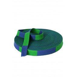 Rouleau Ceinture Judo Vert/bleu