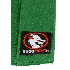 Ceinture Judo Piquée Verte