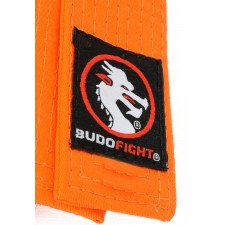 Ceinture Aikido Orange