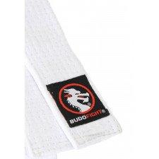 Ceinture Taekwondo Piquée Blanche