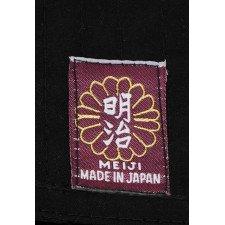 Obi Aikido Noir Importation Japon