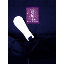 Hakama Aikido Noir Meiji Importation Japon
