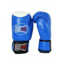 Gants de Boxe Elite Bleu