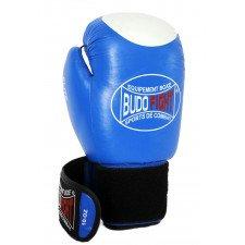 Gants de Boxe Compétition Amateur Bleu