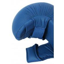 Gants de karaté Bleu