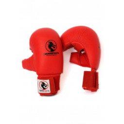 Gants Karate Rouge