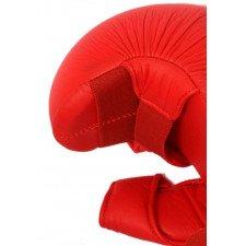 Gants de karaté Rouge