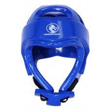 Casque Karate Bleu