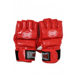 Gants MMA Fighter Rouge
