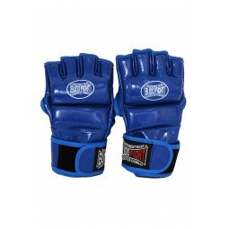 Gants MMA Fighter Bleu