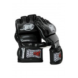 Gants MMA Fighter Noir