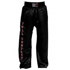 Pantalon Full Contact Noir