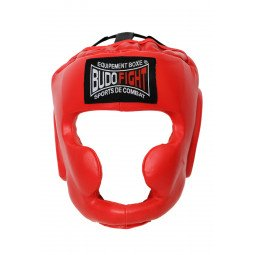 Casque Kung Fu Rouge