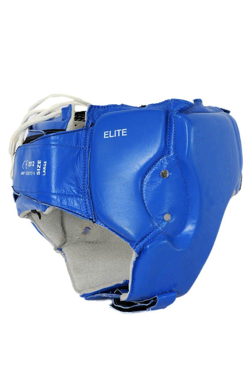 Casque de Boxe Elite Bleu