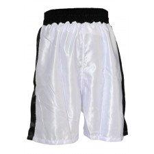 Short Boxe Anglaise Blanc