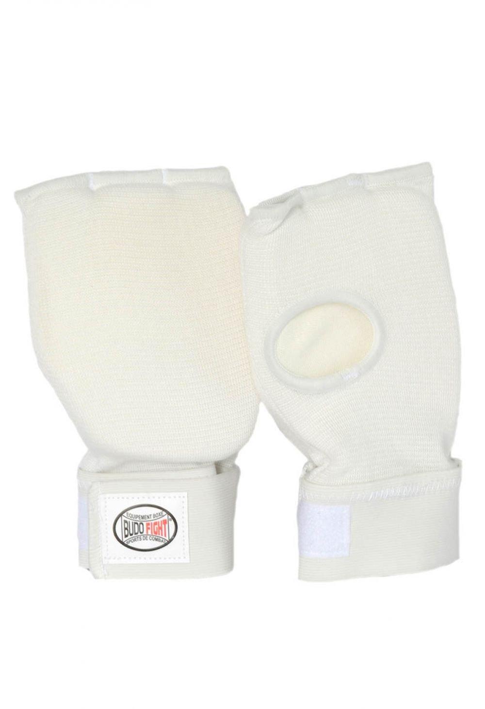 Protege Mains Coton Souple Blanc