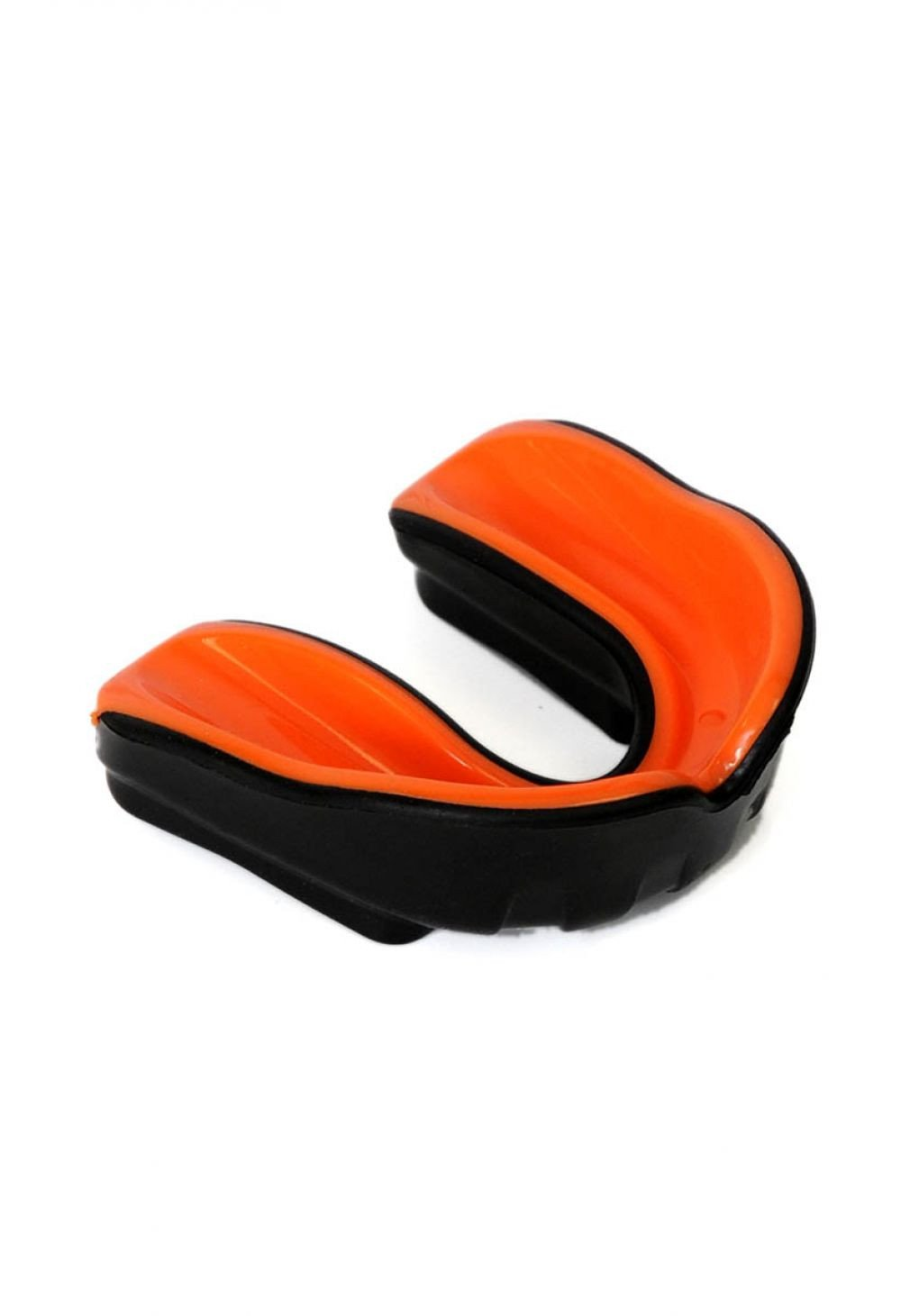 Protège Dents GEL orange/noir