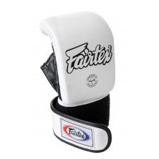 Gants de Sac Fairtex Blanc