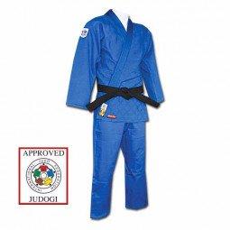 Kimono Judo White Tiger Excellence Equipe Bleu