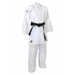 Kimono Judo Blanc Noris Olympic I.J.F