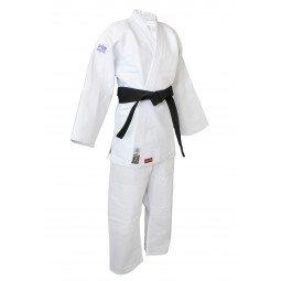 "Kimono Judo Blanc Noris ""Equipe"" I.J.F"