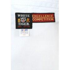 Kimono Judo White Tiger Excellence Equipe IJF
