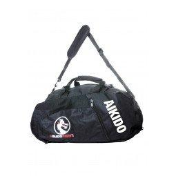 Sac de sport Aikido + Dos 60x30x30cm