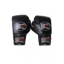 Gants de boxe Pro à lacets Spectral noir