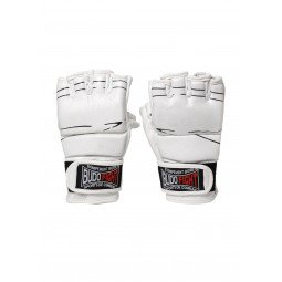 Gants MMA Warrior Blanc