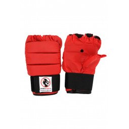 Gants MMA Ultimate Rouge