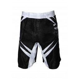 FightShort MMA No Fear Noir