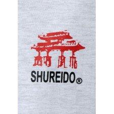 T-shirt Shureido Gris clair Logo Coeur