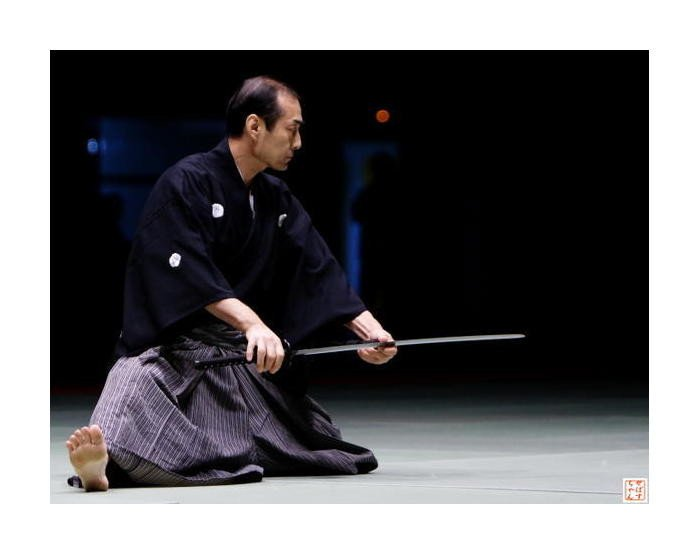 Katana Shinogi 75cm Importé du Japon