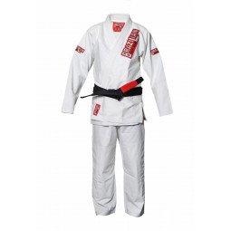 """Kimono JJB """"Bombado"""" blanc"""