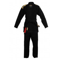 """Kimono JJB """"Pega"""" noir"""
