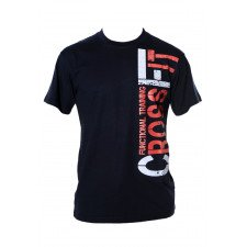 T-shirt Crossfit bleu marine