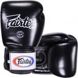 Gants de boxe Fairtex FXV1 noir