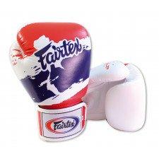 Gants de boxe Fairtex FXV1 Thai Pride