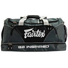 Sac de Sport Fairtex 60x30x30cm gris
