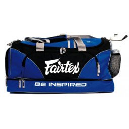 Sac de Sport Fairtex 60x30x30cm bleu